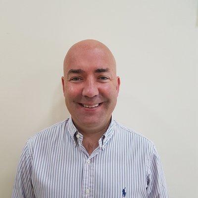 Dr Sean O'Callaghan