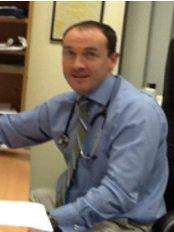 Dr John Kilraine -  at Main Street Clinic