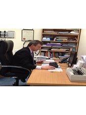 Dr John Flaherty -  at Main Street Clinic