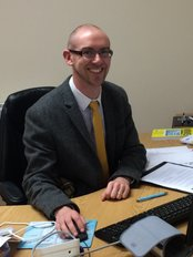 Dr Mark McClean - General Practitioner at The Faythe Medical Centre