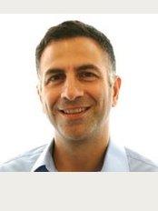 Tel Aviv Doctor - Dr Michael Cohen MBBS MFAEM MRCGP
