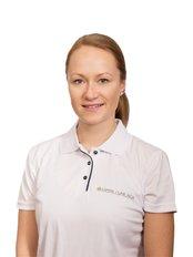 Ms Sabine Tilta - Physiotherapist at Capital Clinic Riga