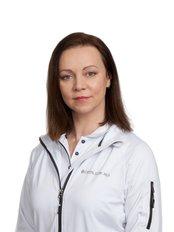 Mrs Ilona Dorofejeva - Physiotherapist at Capital Clinic Riga
