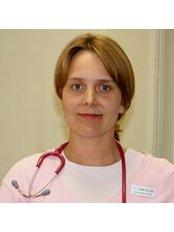 Dr Anda Karina - Doctor at Dr. Andas Kariņas Ģimenes Arsta Prakse