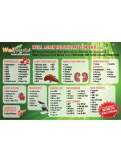 Complete Health Screening Package - Well Again Diagnostic Centre