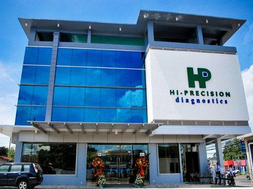 Hi-Precision Diagnostics - Angeles