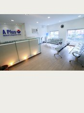 A Plus Medical & Diagnostic Center - 2/F 316 Bldg 316 EDSA, Caloocan City, 1403,
