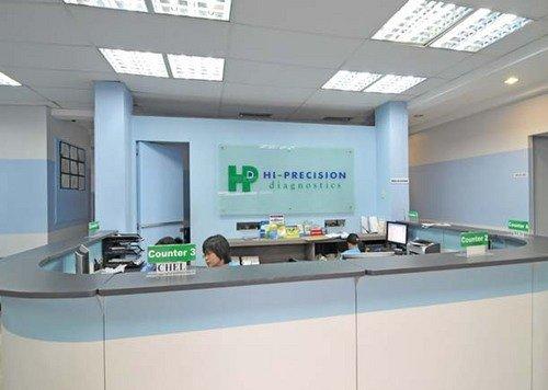 Hi-Precision Diagnostics - Las Pinas
