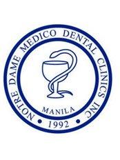 Notre Dame Medico Dental Clinics - Elena II Building 1036 J. Nakpil St.Malate, Manila,  0