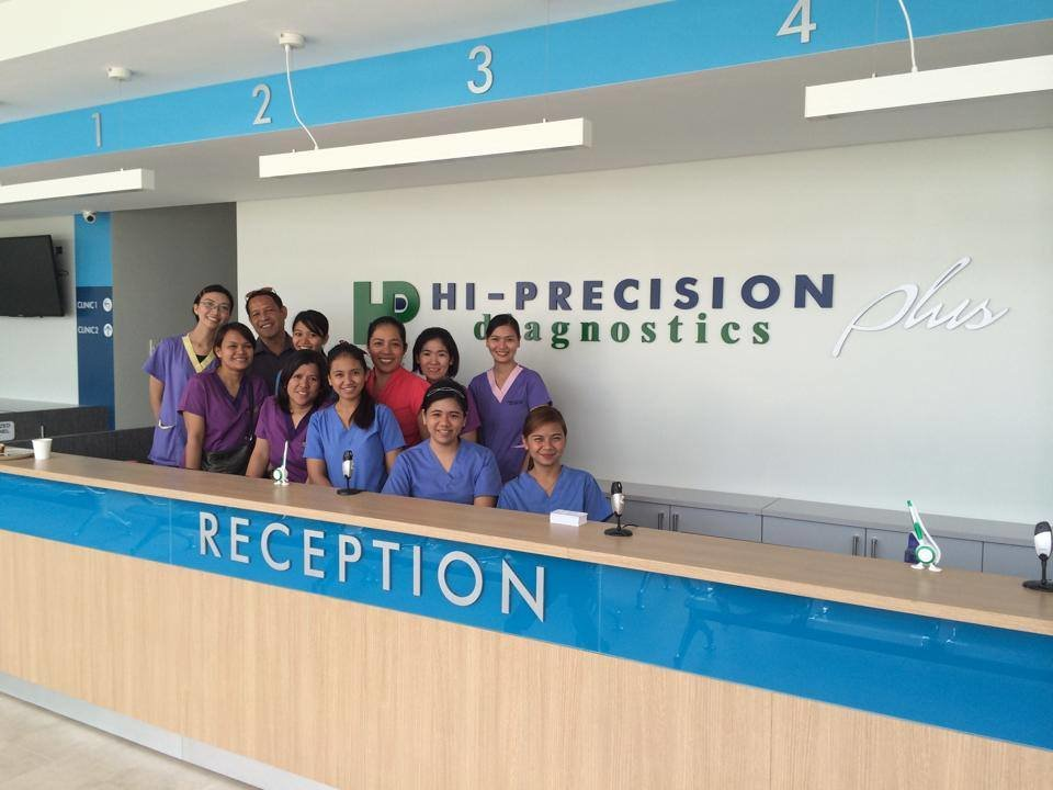 Hi-Precision Diagnostics - HP Plus Alabang