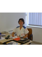 Dr Sanda Ionescu - Ophthalmologist at Biomedica International SRL
