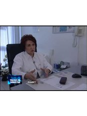 Julieta Cristescu MD - Dietician at Biomedica International SRL