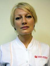 Ms Andreyeva Oksana Alekseevna -  at First Family Clinic - Sankt-Peterburg