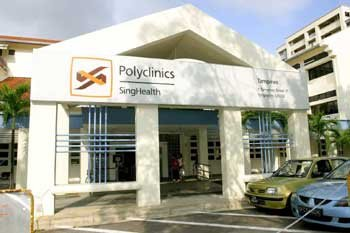 SingHealth Polyclinics [Tampines]