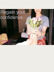 Cambridge Weight Plan Ltd - Cambridge helps you gain your confidence back.
