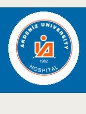Akdeniz University Hospital - BI. Dumlipinar Akdeniz University Hospital, Antalya, 07059,