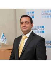 Dr Salih Cüneyt Aydemir - Surgeon at Medicana Bahçelievler