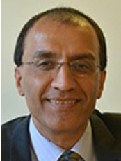 Dr Anant Sachdev -  at Ringmead Medical Practice - Great Hollands Health Centre
