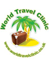 World Travel Clinic - Windsor - World Travel Clinic Logo