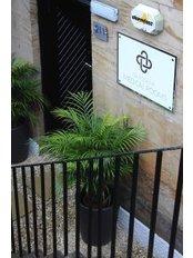 Glasgow Medical Rooms - Front Entrance