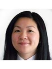 Ms Mimi Ly - Doctor at City Chiropody - Harley Street W1