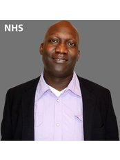 Dr James Addo - General Practitioner at The Gardens Surgery