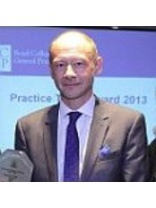 Dr David Unwin - General Practitioner at Norwood Surgery
