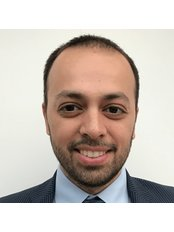 Mr Zubair Ahmed - Doctor at MedicSpot Clinic Edinburgh Clerk Street