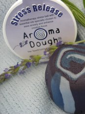 Holistic Stress Management - You can purchase Aroma Dough from me