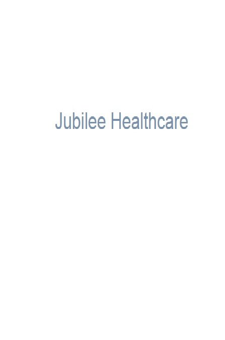 Jubilee Healthcare - Coventry