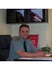 Dr Bogdan Bogdanovic Zhupan - Surgeon at Main Military Medical Center of the Order of the Red Star
