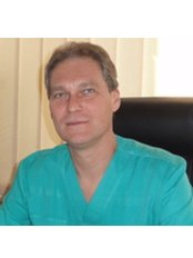 Vladimir Bondarchuk - Doctor at Main Military Medical Center of the Order of the Red Star