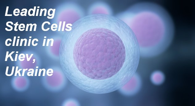 Nbs Stem Cells Clinic In Kiev Ukraine Read 2 Reviews