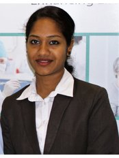 Ms Jucy George - Reception Manager at Heal Well Medical Center
