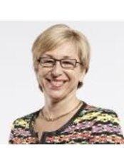 Ms Ann Clark - Chief Executive at The Royal Victorian Eye And Ear Hospital-Taralye