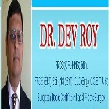 Dr. Dev Roy - Apollo Gleneagles Hospitals