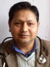 Dr Suresh Nepal - Doctor at Kathmandu ENT Hospital