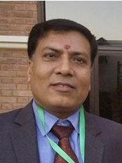 Mr BIRENDRA  JHA - Consultant at Kathmandu ENT Hospital