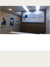 ENT Specialists & Hearing Center - Unit 919, 9th floor Centuria Medical Makati, Salamaca Cor Kalayaan Avenue, Century City, Makati, Metro Manila, 1210,