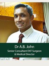 A.B. John ENT Clinic and Surgery - 3 Mount Elizabeth #15-10, Singapore, 228510,