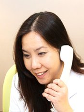 Ms Rachelle Yeo - Practice Manager at David Lau ENT Centre