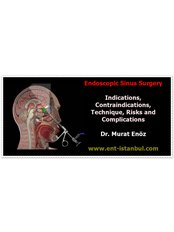 FESS - Functional Endoscopic Sinus Surgery - Dr Murat Enoz, ENT Specialist - Private Office