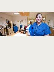 Stoke Mandeville Hospital - Mandeville Road Aylesbury, Buckinghamshire, HP21 8AL,