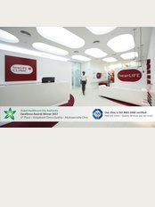 hearLIFE Clinic - Reception