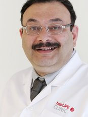 Dr A. Bassel Chaykhouny - Surgeon at hearLIFE Clinic