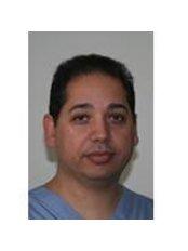 Dr Aristos Kafkalias - Ophthalmologist at Pantheo Eye Center