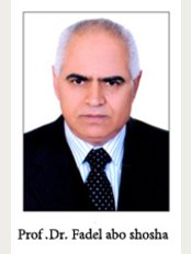 Roayah Vision Centers Shoubra Branch - Prof .Dr. Fadel fahmy abo shosha Consultant of corneal and refractive surgery at roayah centers.