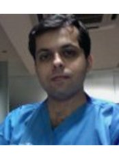Dr Ashish Nagpal - Ophthalmologist at Retina Foundation and Eye Research Center Gujarat