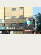 Eye Q Super Speciality Eye Hospital,New Railway Road, Gurgaon - Sheetla Hospital, New Railway Road, Gurgaon, Haryana, 122001,