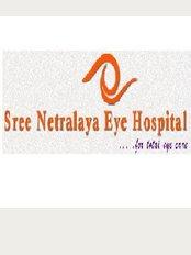 Sree Netralaya Eye Hospital and Laser Centre - No. 11-9-1, Vimal Complex, Dilsukhnagar, Hyderabad, 500035,